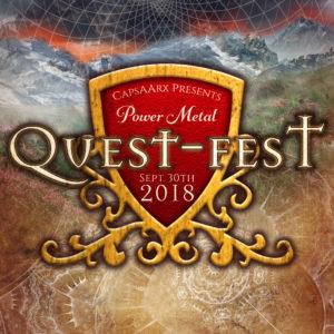 Power Metal Quest Fest 2018 Square